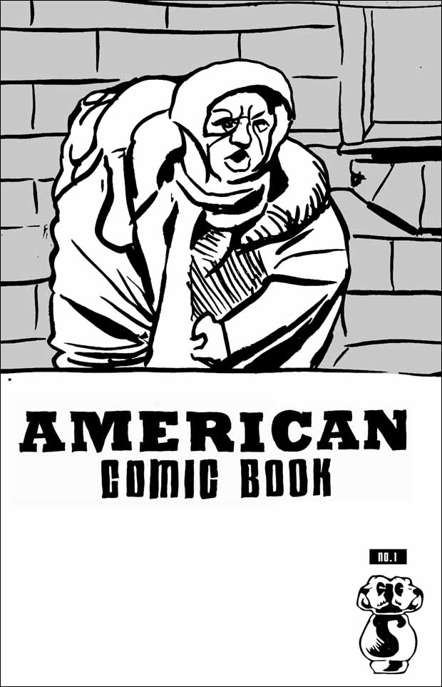 American Comic Book Number 1