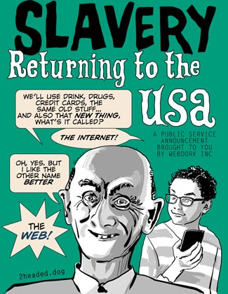 Slavery Returning to the USA