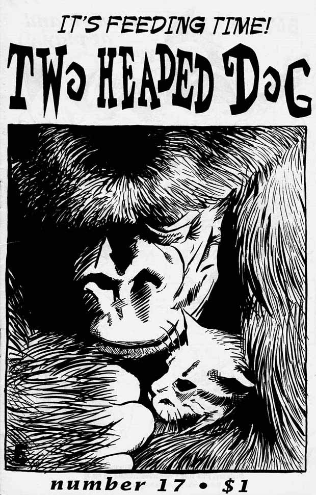 Two Headed Dog 17 - 1992