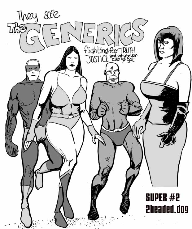 The Generics - Super Number 2